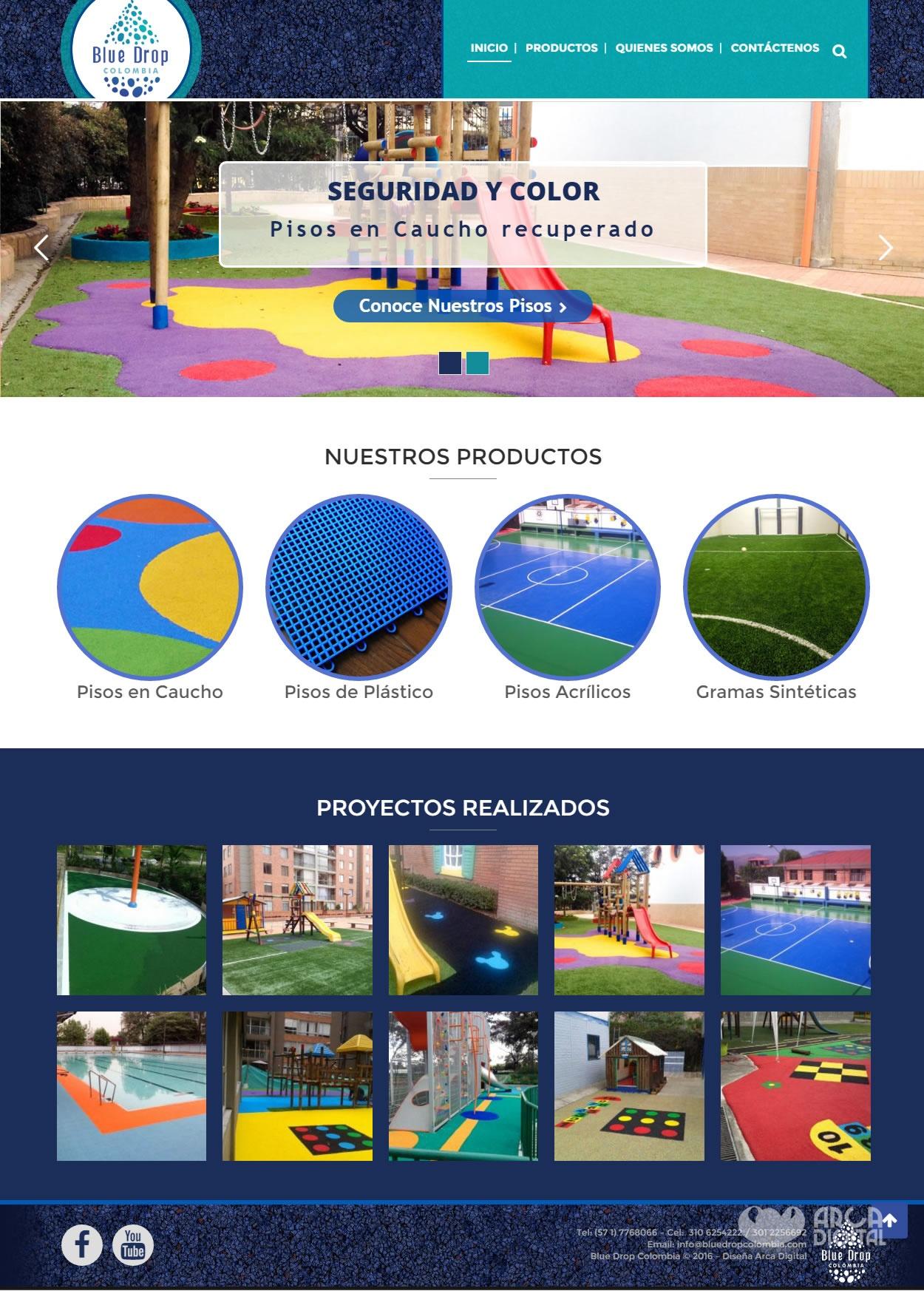 Productos para pisos